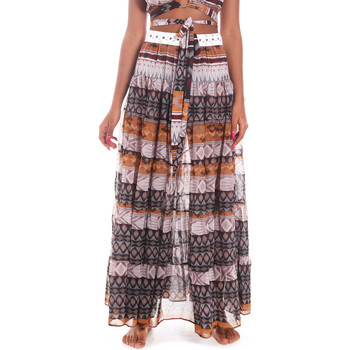 textil Dam Kjolar Me Fui M20-0062X1 Brun