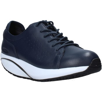 Skor Dam Sneakers Mbt 702679 Blå