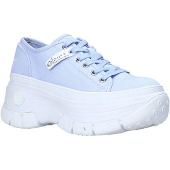 Skor Dam Sneakers Onyx S21-S00OX010 Violett
