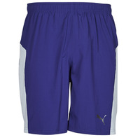 textil Herr Shorts / Bermudas Puma WV RECY 9SHORT Blå / Vit