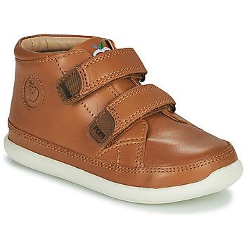 Skor Barn Höga sneakers Shoo Pom CUPY SCRATCH Brun
