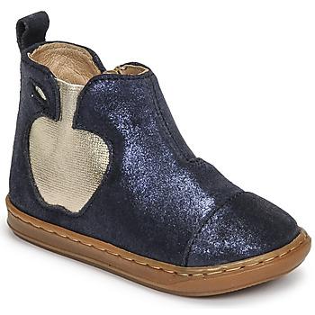 Skor Flickor Boots Shoo Pom BOUBA APPLE Blå