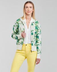 textil Dam Sweatshirts Desigual COMO Flerfärgad