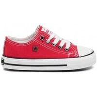 Skor Barn Sneakers Big Star FF374201 Röda