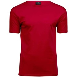 textil T-shirts Tee Jays T520 Röd