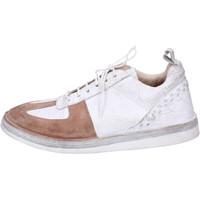 Skor Dam Sneakers Moma BH343 Vit