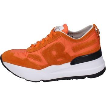 Skor Dam Sneakers Rucoline BH360 Orange