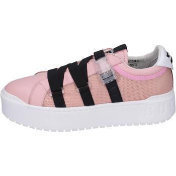 Skor Dam Sneakers Rucoline BH365 Rosa