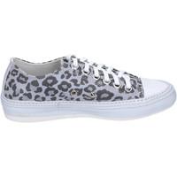 Skor Dam Sneakers Rucoline BH371 Grå