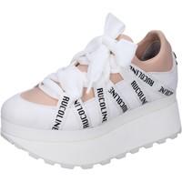 Skor Dam Sneakers Rucoline BH373 Rosa