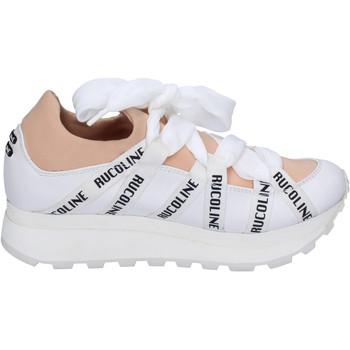 Skor Dam Sneakers Rucoline BH375 Rosa
