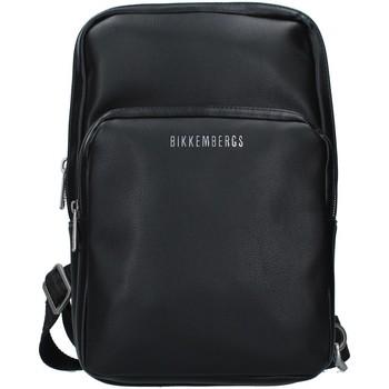Väskor Herr Axelremsväskor Bikkembergs E2APME210032 BLACK