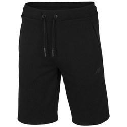 textil Herr Shorts / Bermudas 4F SKMD014 Svarta