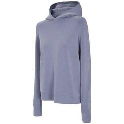 textil Dam Sweatshirts 4F BLD017 Lila