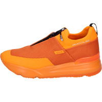 Skor Herr Slip-on-skor Rucoline BH382 Orange