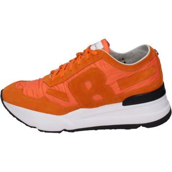 Skor Herr Sneakers Rucoline BH388 Orange