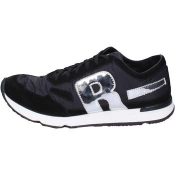 Skor Herr Sneakers Rucoline BH395 Svart