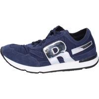 Skor Herr Sneakers Rucoline BH396 Blå
