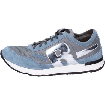 Skor Herr Sneakers Rucoline BH397 Blå