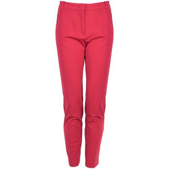 textil Dam Byxor Pinko  Röd