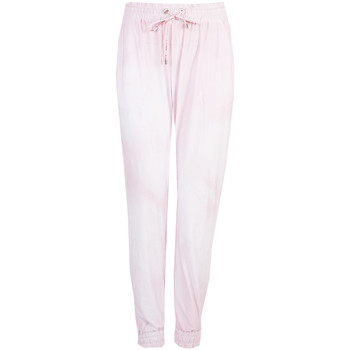 textil Dam Joggingbyxor Pinko  Rosa