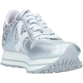 Skor Dam Sneakers Munich 8810147 Silver