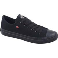 Skor Herr Sneakers Lee Cooper LCWL2031044 Svarta