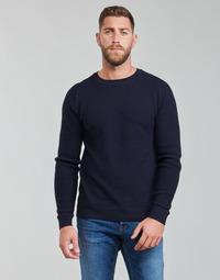 textil Herr Tröjor Jack & Jones JPRBLADUSTIN Marin