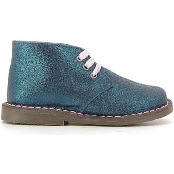 Skor Barn Boots Grunland PO0579 Blå