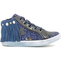 Skor Flickor Höga sneakers Lulu LS150014S Blå