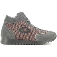 Skor Flickor Höga sneakers Alberto Guardiani GK22340G Grå