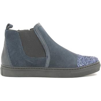 Skor Flickor Boots Holalà HS050009L Blå