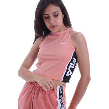 textil Dam Blusar Fila 687694 Rosa