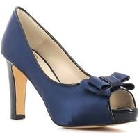 Skor Dam Pumps Grace Shoes 834 Blå