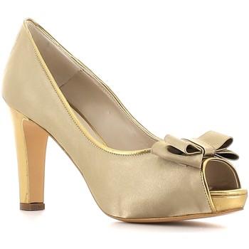 Skor Dam Pumps Grace Shoes 834 Guld