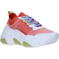 Skor Dam Sneakers Apepazza S0SUPEREASY01/MIX Orange