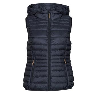 textil Dam Täckjackor Esprit LEMARA Marin