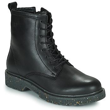 Skor Dam Boots Dream in Green PARBOL Svart