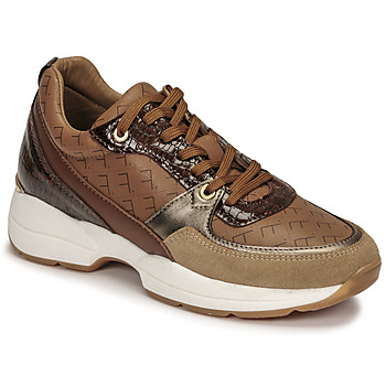 Skor Dam Sneakers Fericelli PIRYNA Beige