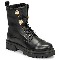 Skor Dam Boots Fericelli PADOUE Svart