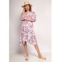 textil Dam Korta klänningar Fashion brands 9471-ROSE Rosa
