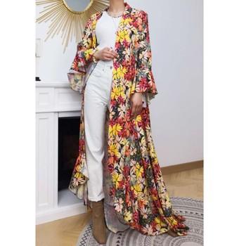 textil Dam Korta klänningar Fashion brands 21743-NOIR Svart