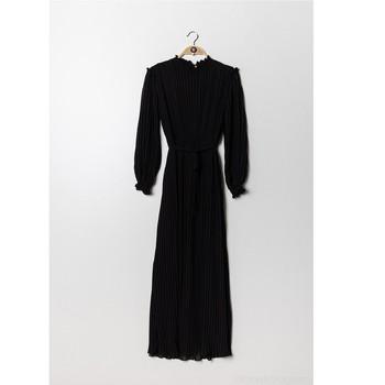 textil Dam Långklänningar Fashion brands 9805-NOIR Svart