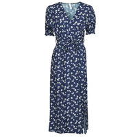 textil Dam Korta klänningar Fashion brands 11118-BLEU Marin