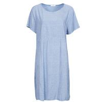 textil Dam Korta klänningar Fashion brands 2198Z-BLEU Kaki