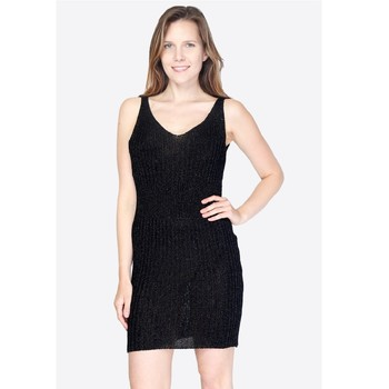 textil Dam Korta klänningar Fashion brands SND-NOIR Svart
