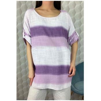 textil Dam Blusar Fashion brands 156485V-LILAC Lila
