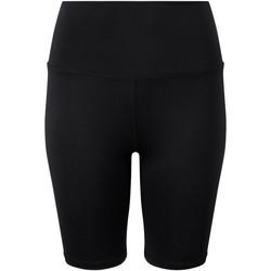 textil Dam Shorts / Bermudas Tridri TR046 Svart