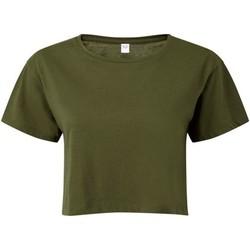 textil Dam Blusar Tridri TR019 Olive