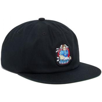 Accessoarer Herr Keps Huf Cap chun-li snapback hat Svart